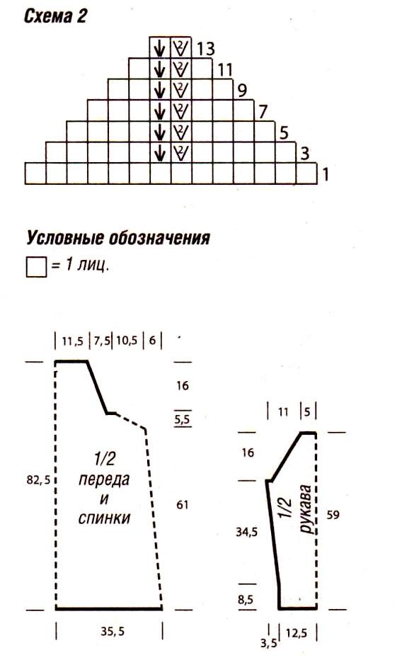svobodnoe_plate_s_azhurnym_uzorom-scheme-spicami-platya_sarafany_spicami