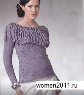 scheme-spicami-pulover-bahromoy-vyrezom-lodochkoy