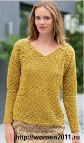 Пуловер2