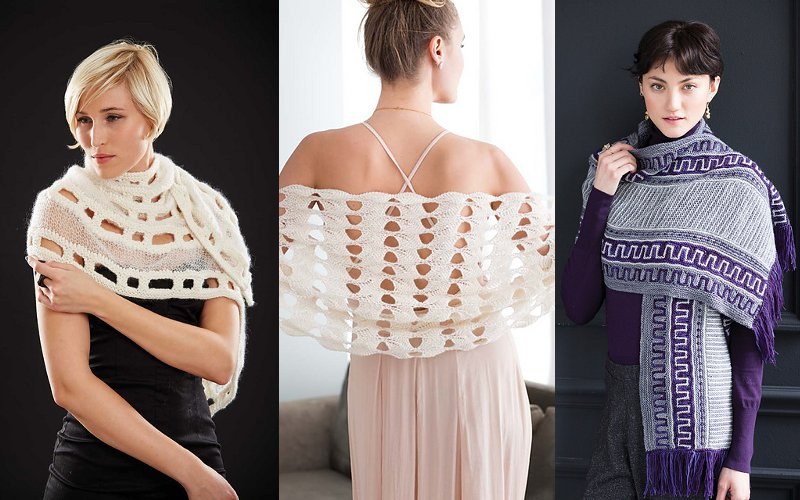 Вязание для женщин спицами и крючком, модели и схемы